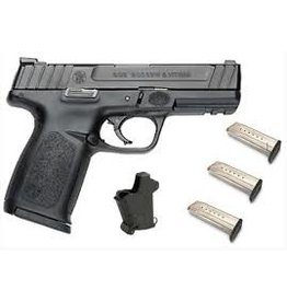 Smith&Wesson Smith & Wesson SD9 9mm Kit