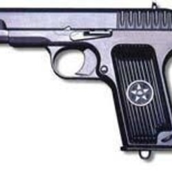 Romanian C.7.62X25MM Pistol 7RDS