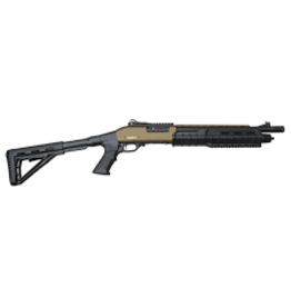 Canuck Canuck Commander Bronze Pump Action 12 GA