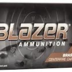 CCI Blazer Centerfire Pistol Ammo 40 S&W 165GR 50ct