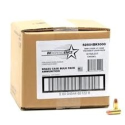 CCI Independence Bulk 9mm Luger 115Gr FMJ
