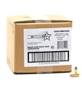 CCI CCI Independence Bulk 9mm Luger 115Gr FMJ