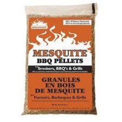 Smokehouse Mesquite BBQ Pellets For Smokers, BBQ's & Grills 5lbs