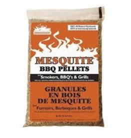 SmokeHouse Smokehouse Mesquite BBQ Pellets For Smokers, BBQ's & Grills 5lbs