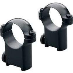 Leupold Ruger/Sako Ring Mounts 30mm Medium Matte
