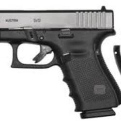 Glock G19 MOS Gen4 HGA 9mm 3 15 RD Mag