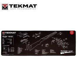 """tekMat TekMat TEK-R44-1022 Gun Cleaning Mat, 15""""x44"""", Ultra 44 - Ruger 10/22 -Gun Cleaning Mat"""