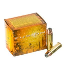 Fusion Fusion Pistol Ammo 500 S&W, SP, 325 Gr, 1450 fps, 20 Rnd, Boxed