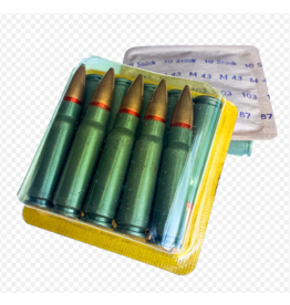 Sterling Cross East German Surplus 7.62x39mm Blister Pack 100RDS