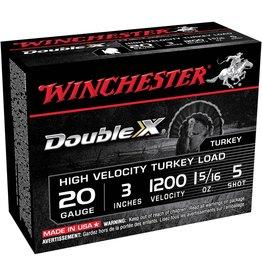 """Winchester Winchester 20GA 3"""" #5 Turkey Load 1200 Velocity"""