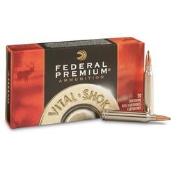 Federal Premium 7MM REM MAG 165 Sierra Gameking