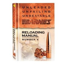 Barnes Reloading Manual#4