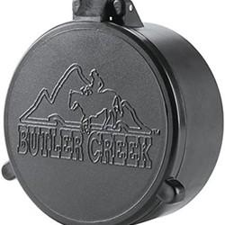 Butler Creek 10 OBJ Flip Open Scope Cover