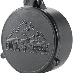 Butler Creek 29 OBJ Flip Open Cap Scope Cover