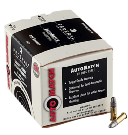Federal Federal Champion 22LR Auto Match 40GR  325 Rds