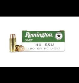 remington Remington UMC Mega Pack Pistol Ammo 40 S&W  180GR FMJ 990FPS 250Rds