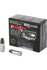 Barnes Barnes Vor-TX Pistol Ammo 9mm Tac-XP HP 115GR  20Rds