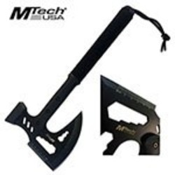 """MTech USA 17.5"""" Axe With Hammer & Tools"""