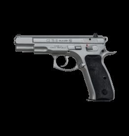 CZ CZ 75B 9mm Luger Stainless Matt Finish