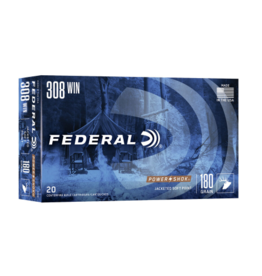 Federal Federal 308 WIN 180GR SP 20ct