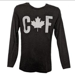 Black Rifle Coffee CAF Long Sleeve Shirt Vintage Black XL