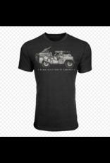 BLack Rifle Coffee Black Rifle Coffee SAS Jeep Vintage Black T-Shirt XL