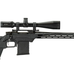 MDT LSS-XL Gen2 Chassis System Remington 700 SA Right Handed Fixed Interface Cerakote Black