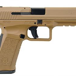 TP9SA FDE Mod 2 Pistol Canik 9mm