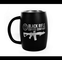 Black Rifle Coffee Stainless Steel Mug Black Matte