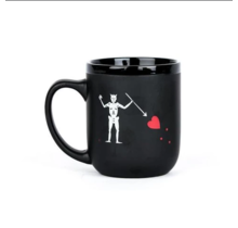 Black Rifle Coffee Black Beard Ceramic Coffee Mug