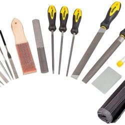 Wheeler Professional Gunsmith File Set