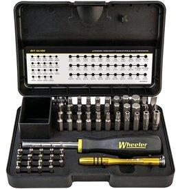 Wheeler Wheeler 55 Piece Screwdriver Hex & Torx Set