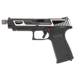 G&G Armament G&G GTP9 MS Silver Airsoft Pistol