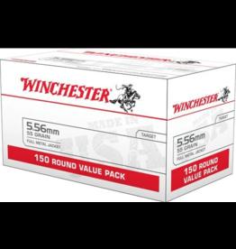 Winchester Winchester 223 Rem 55GR FMJ 150RDS Target