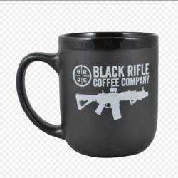 Black Rifle Coffee Ceramic BRCC Coffee Mug