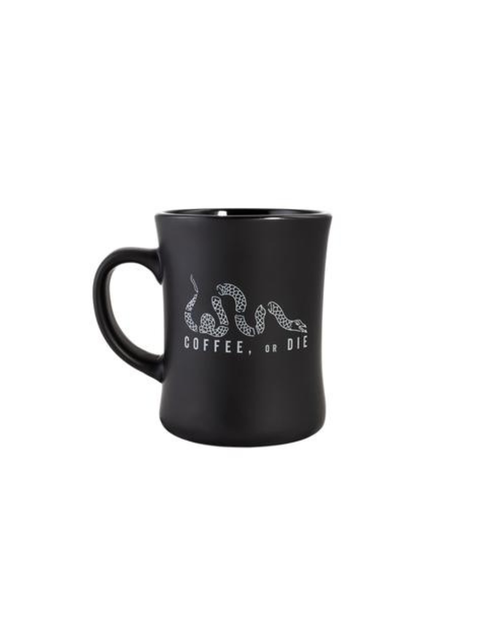 BLack Rifle Coffee Black Rifle Coffee Coffee, or Die Ceramic Echo Mug