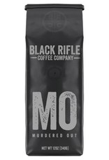 BLack Rifle Coffee Black Rifle Coffee Murdered Out Coffee Blend Ground