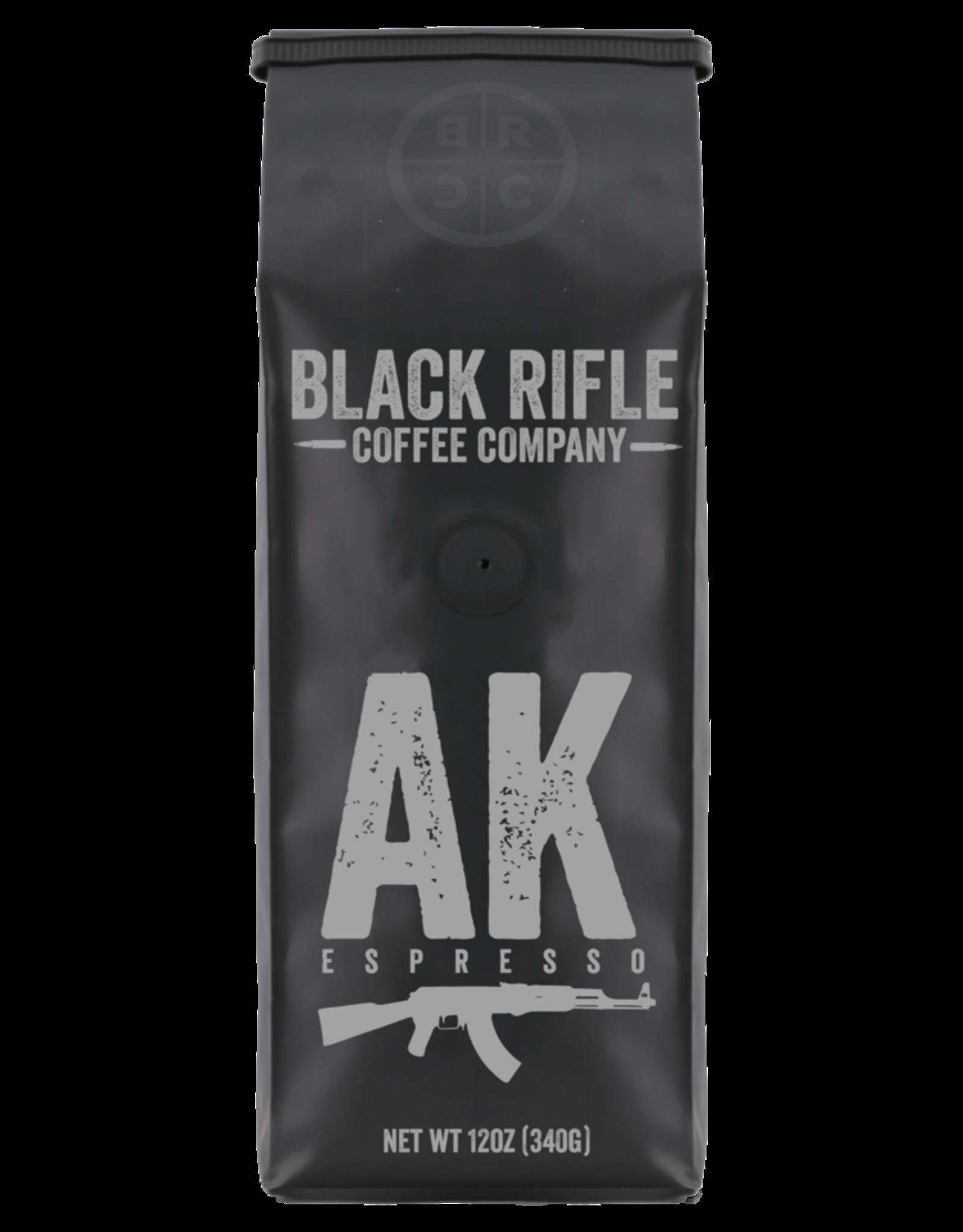 BLack Rifle Coffee Black Rifle Coffee AK-47 Expresso Blend Ground