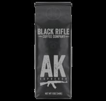 Black Rifle Coffee AK-47 Expresso Blend Ground