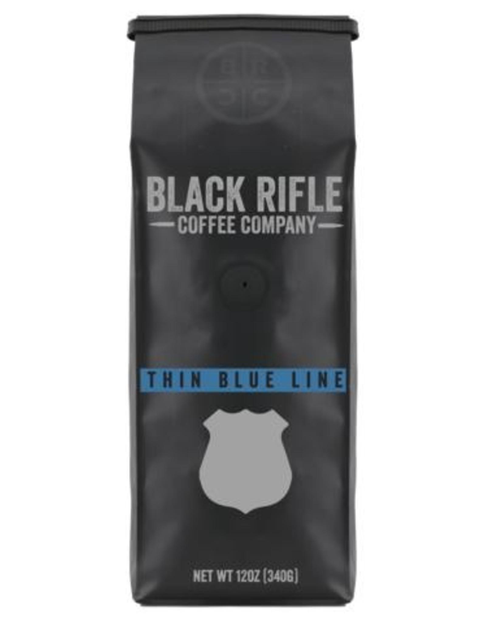 BLack Rifle Coffee Black Rifle Coffee Thin blue Line Coffee Roast Whole Beans