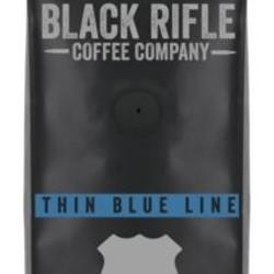 Black Rifle Coffee Thin blue Line Coffee Roast Whole Beans