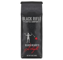 Black Coffee Rifle Black Beard's Delight Blend Ground