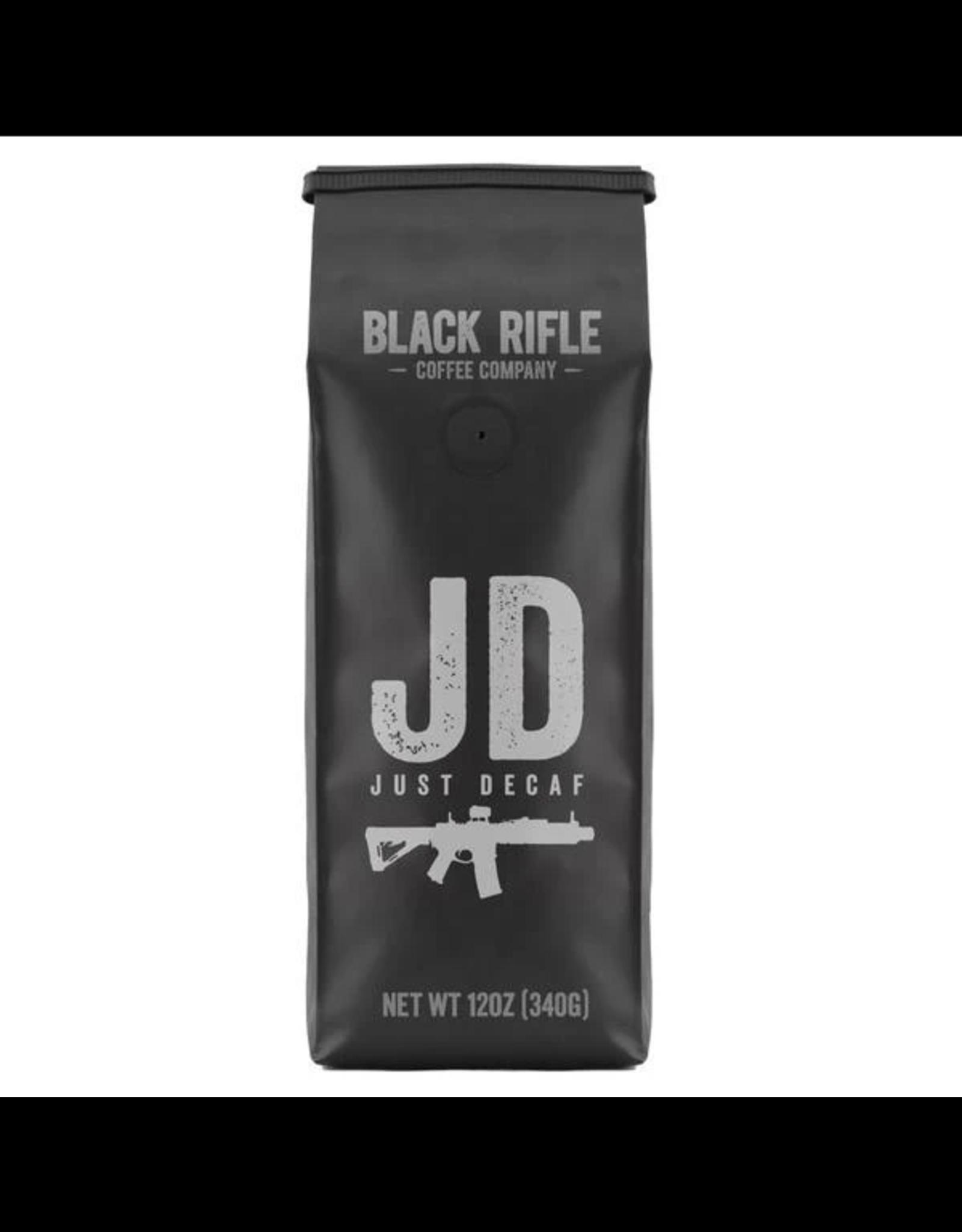 BLack Rifle Coffee Black Rifle Coffee Just Black Ground 12 oz
