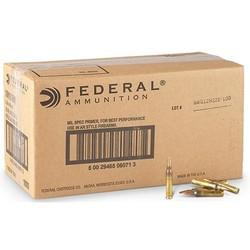 Federal XM 193 American Eagle Rifle Ammo 5.56 NATO