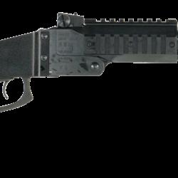 "Chiappa 500.188 M6 Folding Shotgun/ Rifle, 12Ga/22LR, Blued, 18.5"" Bbl, Rem Choke, Clean Kit , 12GA/22LR"