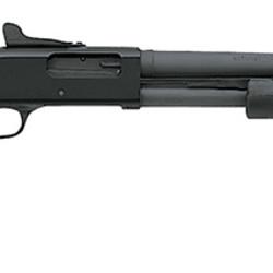 "Mossberg 590A1 51663 9-shot Tactical Pump Shotgun 12 GA 20"" Hvy Bbl Parkerized Syn"