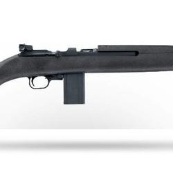 """Chiappa M1-22 Carbine Rifle, Blued 18"""" Polymer Stock Fully Adj Rear Sight 2-10 Rnd 22LR"""