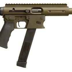 """TNW Firearms ASR Rifle Semi-Auto 45 ACP 10Rnd 18.6"""" Barrel OD Green Non-Restricted"""