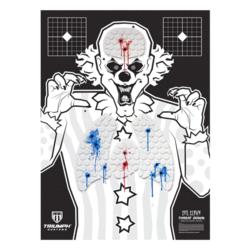 Triump Bleeding Evil Clown Target