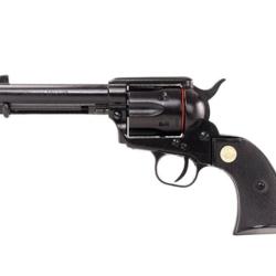 "Chiappa 340.160 1873 Single Action Revolver 22 LR SAA Blk 5.5"" Bbl Blk Plastic Grips 10 Rnd"